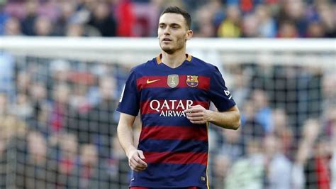 Thomas Vermaelen loaned to AS Roma - FC Barcelona