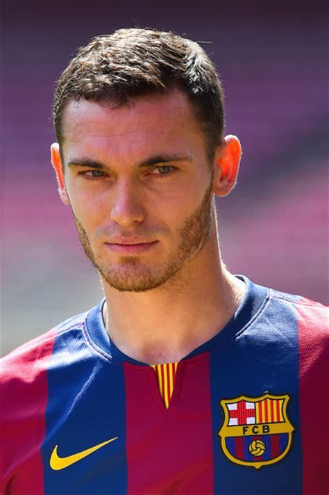 Thomas Vermaelen Pictures - FC Barcelona Unveils New ...