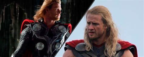 Thor: El mundo oscuro : ¡Así es el doble de Chris ...