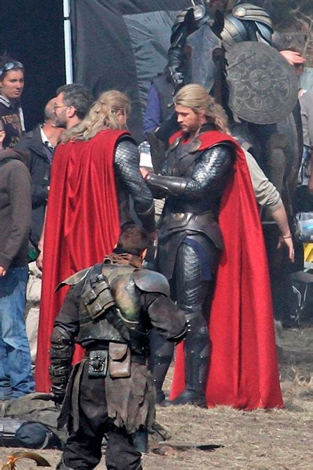 Thor: The Dark World : nuevas imágenes con los Elfos ...