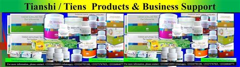 TianShi / Tiens Products & Business Support: Current Price ...