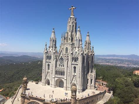 Tibidabo Mountain   Picture of Tibidabo, Barcelona ...