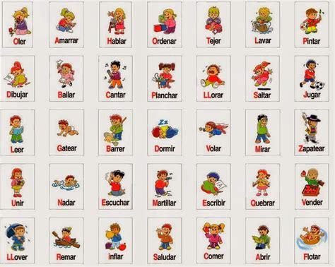 TIC PARA PEQUES: Vocabulario: acciones