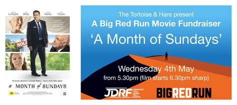 Tickets for A MONTH OF SUNDAYS - a fundraiser film ...