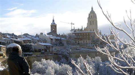 Tiempo: Las ciudades españolas con las temperaturas ...