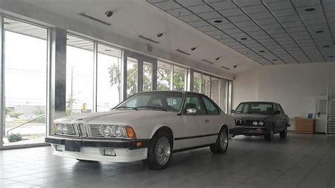 Tienda abandonada BMW - Un concesionario fantasma de BMW ...