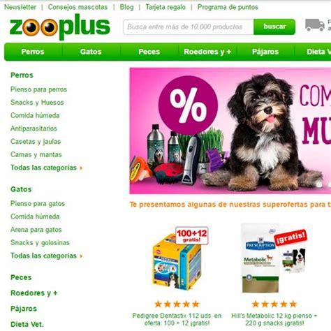Tienda Animal y Zooplus, las tiendas de mascotas mejor ...