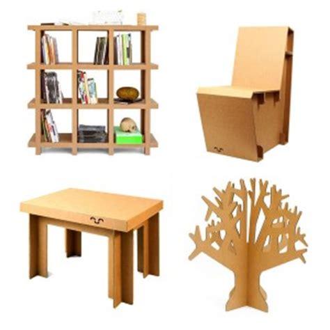 Tienda CartonLab. Muebles de cartón.
