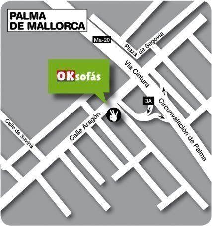 Tienda de sofás en Palma-de-Mallorca