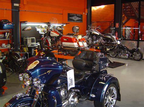 Tienda Harley- Taler harley davidson - Malaga - Marbella ...