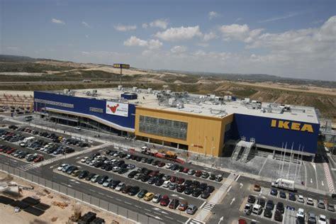 Tienda IKEA en Zaragoza | Eptisa Servicios de Ingeniería ...