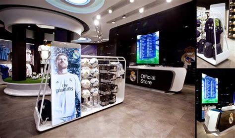 Tienda Oficial Real Madrid gran via Madrid