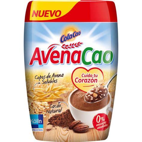 Tienda online venta de Avenacao cacao con avena soluble ...