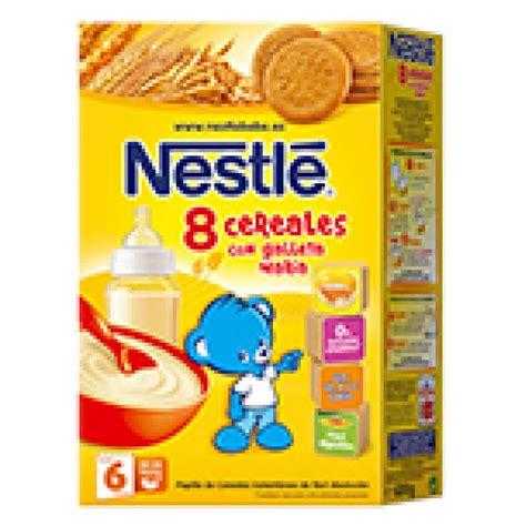 Tienda online venta de Papilla de 8 cereales con galletas ...