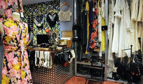 Tiendas de moda de segunda mano en Madrid   InStyle