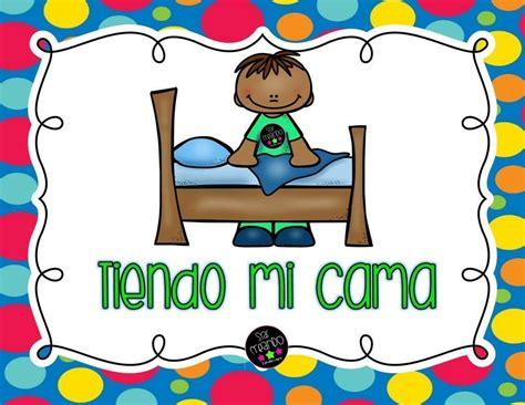 Tiendo mi cama | Preschool | Pinterest | Mi cama y Camas