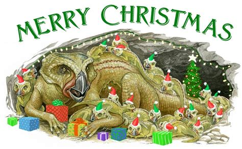 TIERRA DE DINOSAURIOS: The Night Before Christmas: un ...