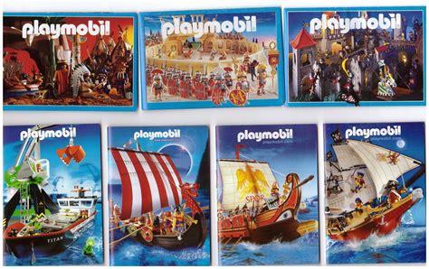 Tierra de Figuras: PLAYMOBIL   Catálogos de la década de ...
