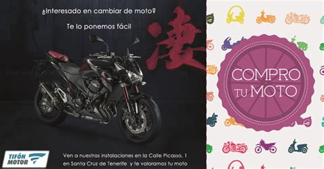 Tifón Motor » Compramos tu moto