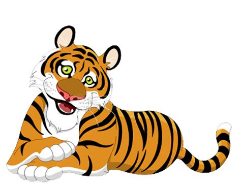 Tiger Images – free Clip Art – 101 Clip Art