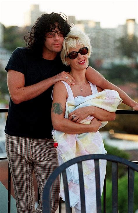 Tiger Lily Hutchence seen out in London 9/4/15  her father ...