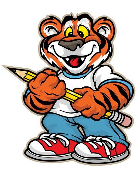 Tiger School Clipart  34+