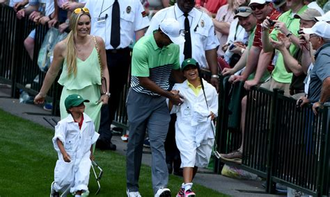 Tiger Woods' daughter took the cutest picture with Carli ...