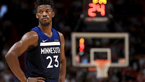 Timberwolves news: Jimmy Butler blasts Minnesota for ...