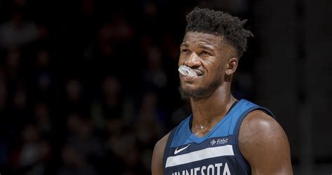 Timberwolves news: What a tired Jimmy Butler wants to ...