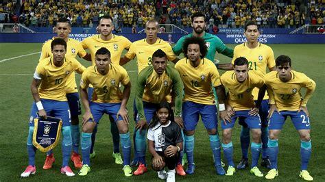 Time Selecao Brasil Paraguai Eliminatorias 2018 28032017 ...