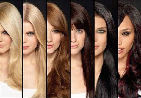Tintes de cabello según tu color de piel | Entre Bellas