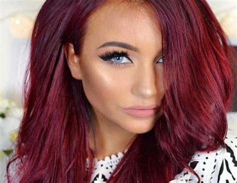 Tintes para pelo rojos ¡ TRUCOS, CONSEJOS y FOTOS