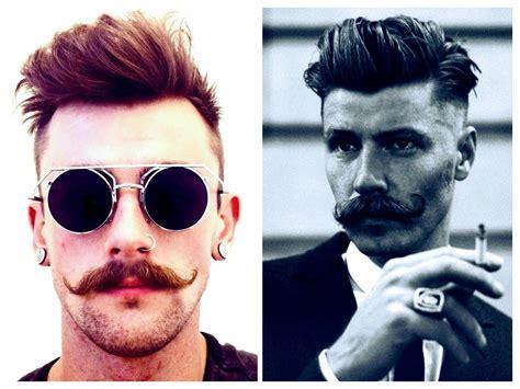 Tipos de bigote. Todos los estilos de bigote para hombres ...