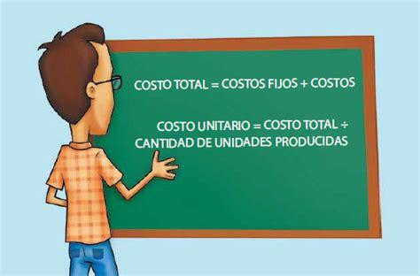 Tipos de costo de producción | Aula Empresarial   Mass