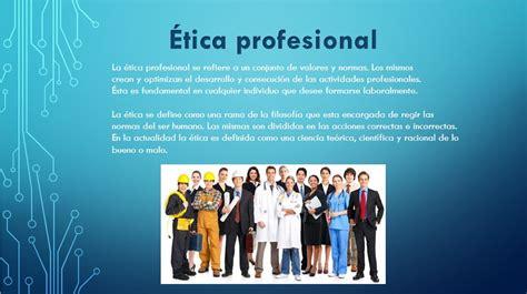 Tipos de ética profesional