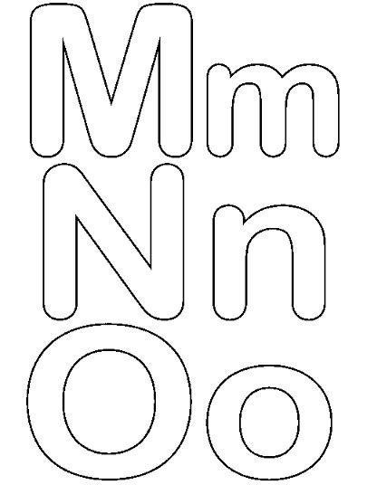 Tipos de letras para imprimir y recortar   Imagui