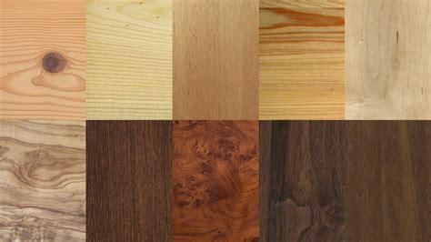 Tipos de madera: Maderas Blandas   Carpintero Palma