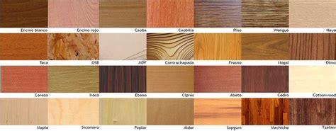 Tipos de madera – Comercial del Sol – Santo Domingo ...