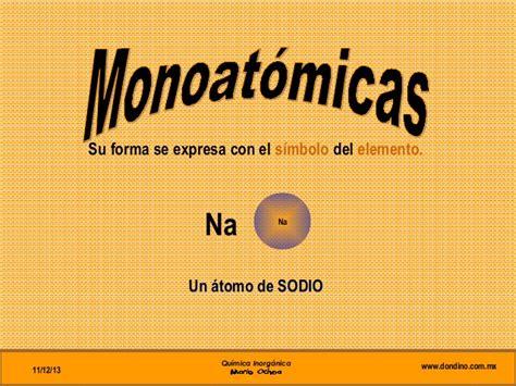 Tipos de moleculas