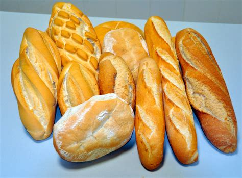 Tipos de pan   Don Mollete Catering