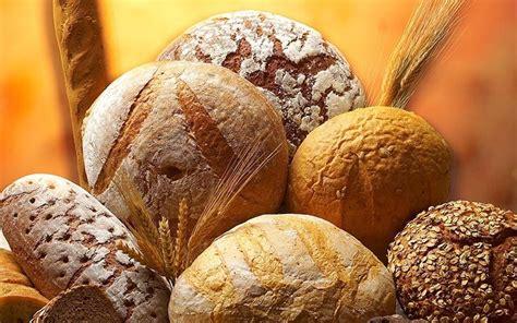 Tipos de pan, según el cereal o su proceso de elaboración ...