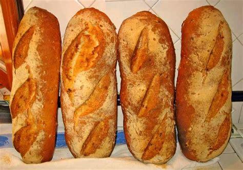 Tipos de pan según la harina utilizada para su elaboración
