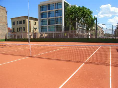 Tipos De Pista De Tenis. Elegant Tennis With Tipos De ...
