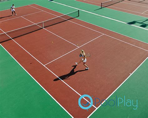 Tipos De Pista De Tenis. Tipos De Pista De Tenis With ...