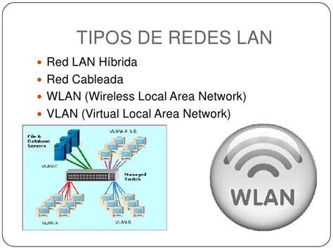 Tipos de redes locales