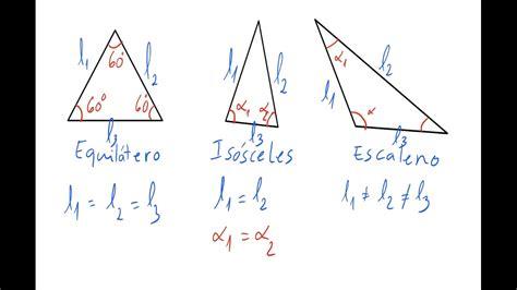 Tipos de Triângulos: Equilátero Isósceles Escaleno ...