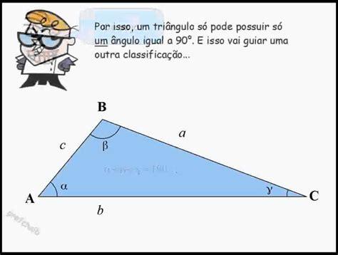 Tipos de triângulos - YouTube