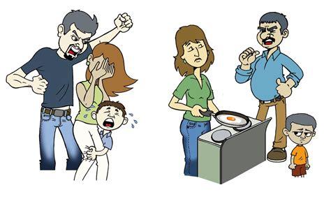 Tipos de violencia: VIOLENCIA INTRAFAMILIAR