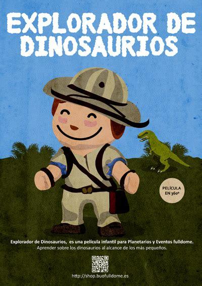 Tipos Dinosaurios película planetario fulldome infantil ...