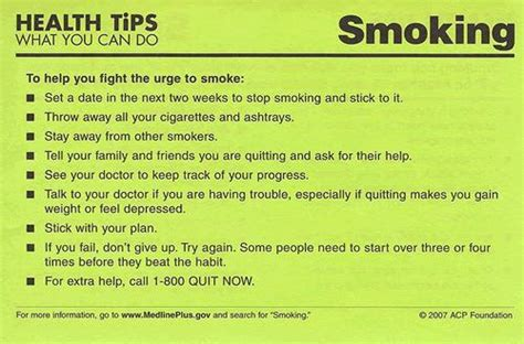 Tips for smokers to quit  7  Facebook | Handy tips, DIY ...